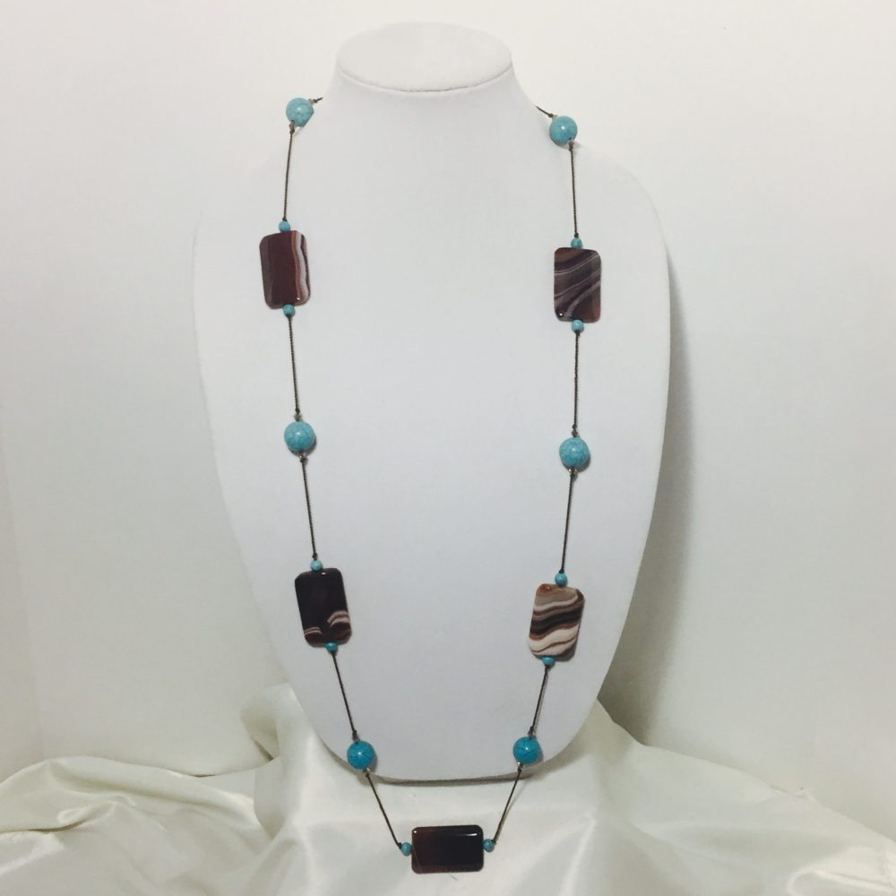 Agtate, Magnesite and Turquoise