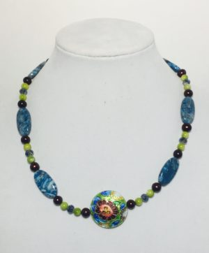 Joyful Spring Necklace