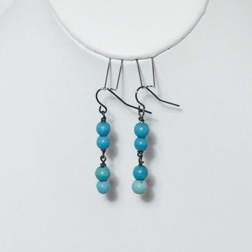 Magnesite Earrings