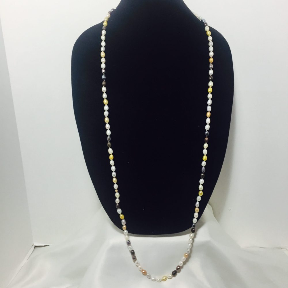 Fresh Water Pearl Necklace