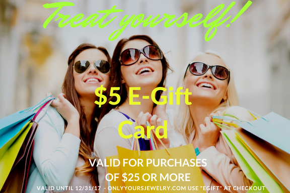 e-Gift Cards now available