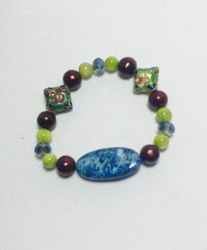 Joyful Spring Bracelet