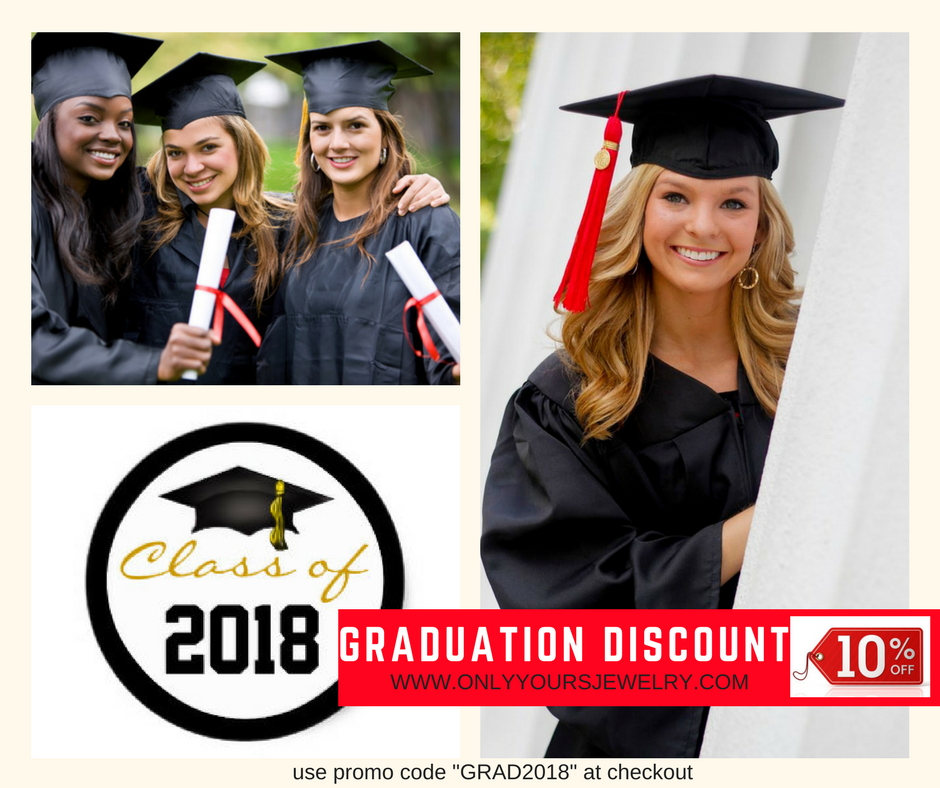 Graduates save 10%. Our gift to you…CONGRATS!!!