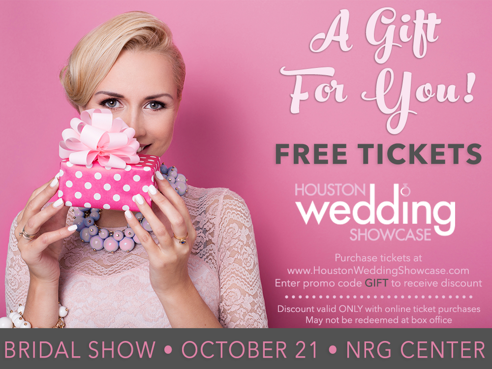 HOUSTON WEDDING SHOWCASE AT NRG CENTER